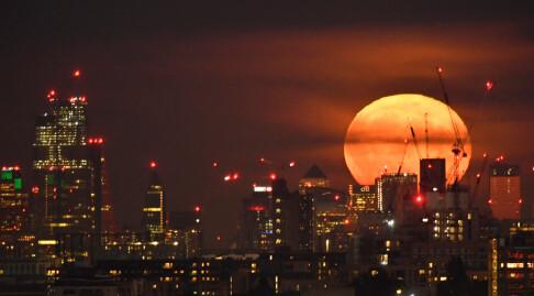 Slår alarm om London