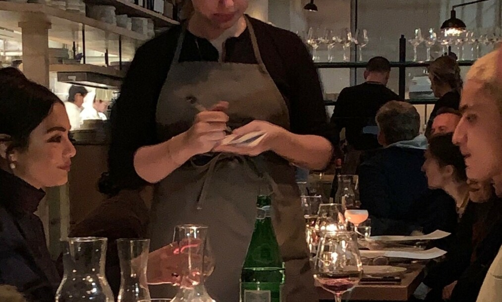 <strong>NY FLAMME?:</strong> Etter at bilder av Vanessa Hudgens på restaurant med Kyle Kuzma dukket opp, har romanseryktene virkelig begynt å svirre. Foto: NTB Scanpix