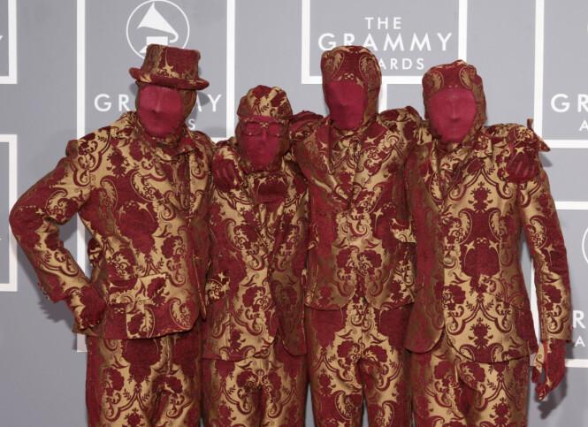 2007: OK Go. Foto: NTB Scanpix