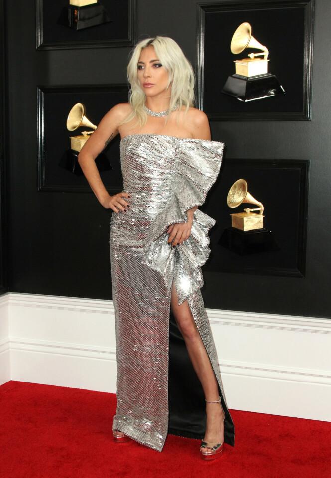 2019: Lady Gaga. Foto: NTB Scanpix