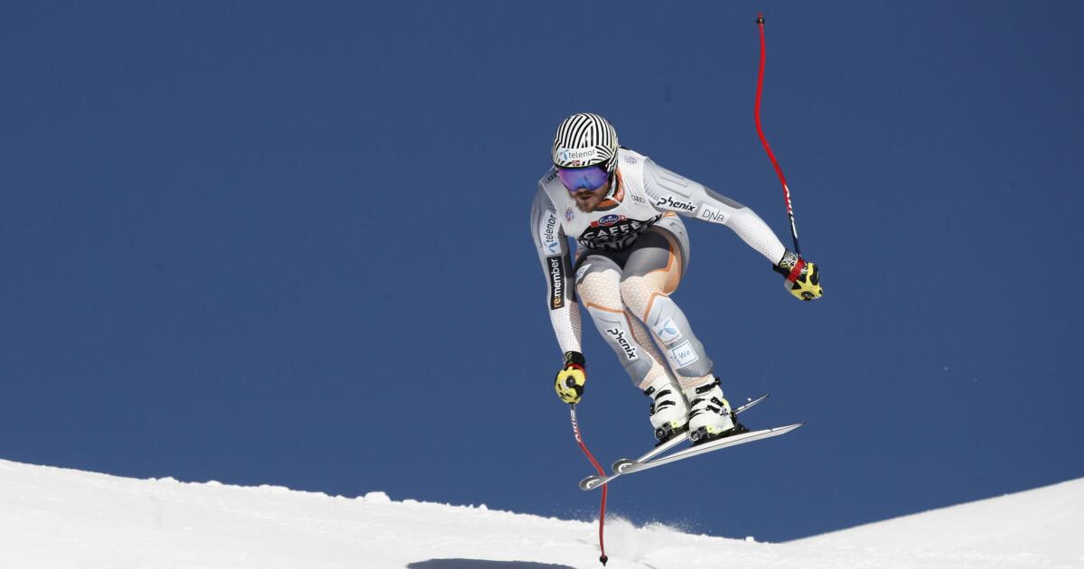 Jansrud raskest på trening i Kitzbühel