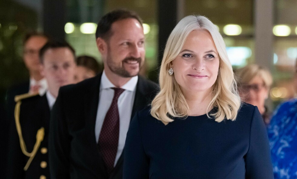 SKAUGUM: Kronprins Haakon og Mette-Marit har siden 2003 bodd på Skaugum gård. Nå kan man leie naboboligen. Foto: NTB Scanpix