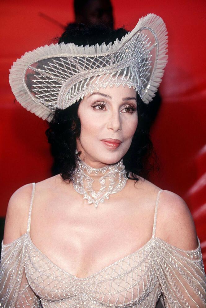 1998: Cher. Foto: NTB Scanpix