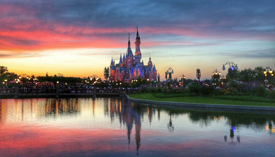 Stenger Disneyland
