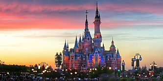 image: Disneyland stenger på grunn av skrekkvirus