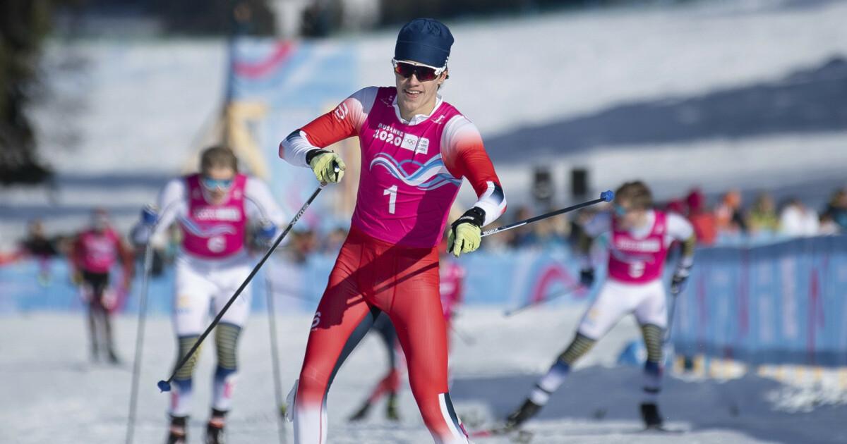 Norge avsluttet med kombinertgull i ungdoms-OL