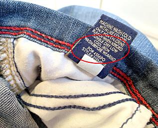 Derfor bør du vaske nye klær før bruk