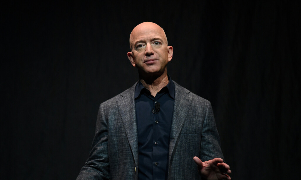 MULIG HACKING: Mye tyder på at Jeff Bezos ble hacket, og flere spekulerer nå på om Saudi Arabia var involvert. Foto: Clodagh Kilcoyne / Reuters / NTB Scanpix
