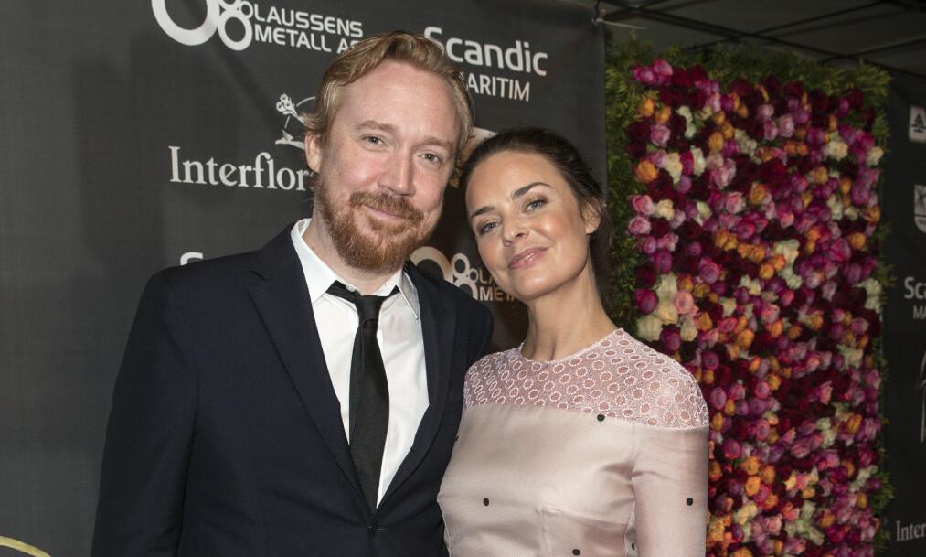 STJERNEPAR: Agnes Kittelsen og svenske Lars Winnerbäck har vært gift siden 2016. I en podkast forteller førstnevnte nå om hvordan hverdagen deres er. Foto: Andreas Fadum / Se og Hør