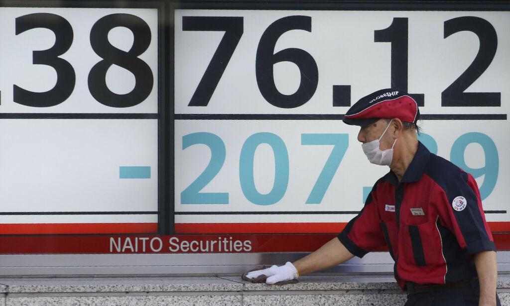 image: Virusfrykt rammer Asia-børsene