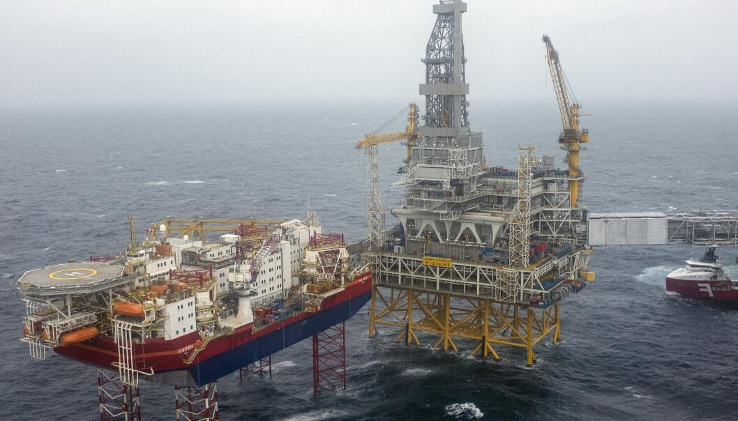DNB: Trolig slutt på oljeboomen