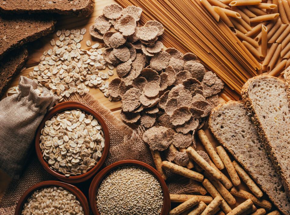 MYTER: Karbohydrater er kanskje en av de næringsstoffene det florerer mest myter om - hva stemmer og hva stemmer ikke? FOTO: NTB Scanpix
