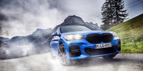 BMWs billigste 4x4-SUV