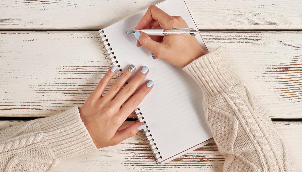 For å lykkes med å endre vaner, legg klare planer! FOTO: margostock / Shutterstock / NTB scanpix