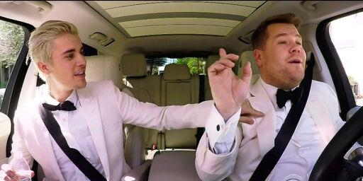 image: «Carpool Karaoke»-avsløring går viralt
