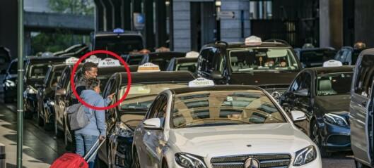 Taxiene skal gi pristilbud - men mange følger ikke loven
