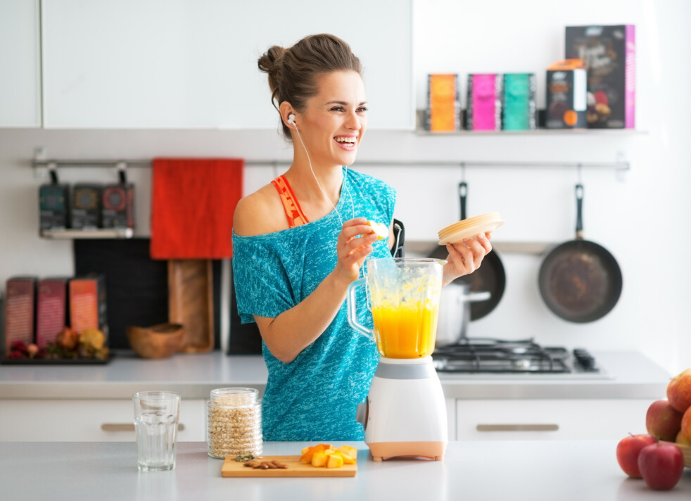 52 NYE STARTER: Gjør sunne endringer hver mandag, og lær av dine feil fra uke til uke! FOTO: Alliance Images / Shutterstock / NTB scanpix