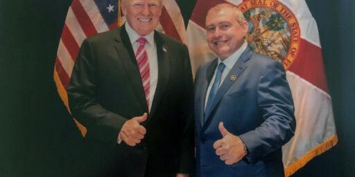 image: Hemmelig opptak avslører Trump