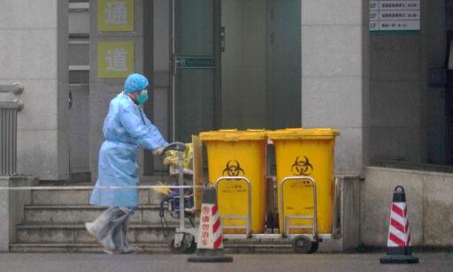 image: Flere bekreftet døde av lungevirus – smitte oppdaget i nye land