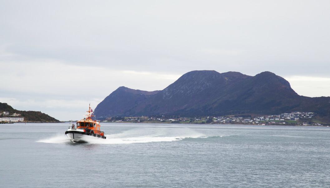 <strong>Til sjøs:</strong> Når losen tilkalles, fører den karakteristiske losbåten Margrith til skipet som trenger assistanse. Foto: Siv-Elin Nærø