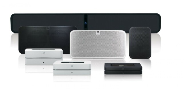Bluesound Pulse 2i-serien. Foto: Bluesound