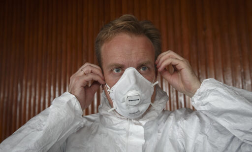 image: Økt etterspørsel etter munnbind i Norge