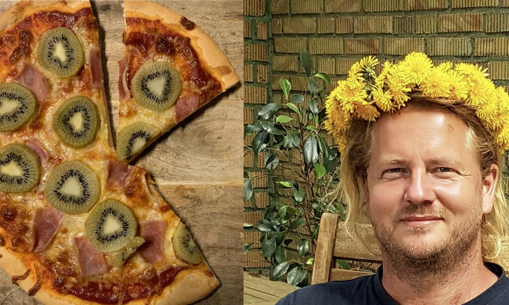 image: Hele internett snakker om svenskens pizza