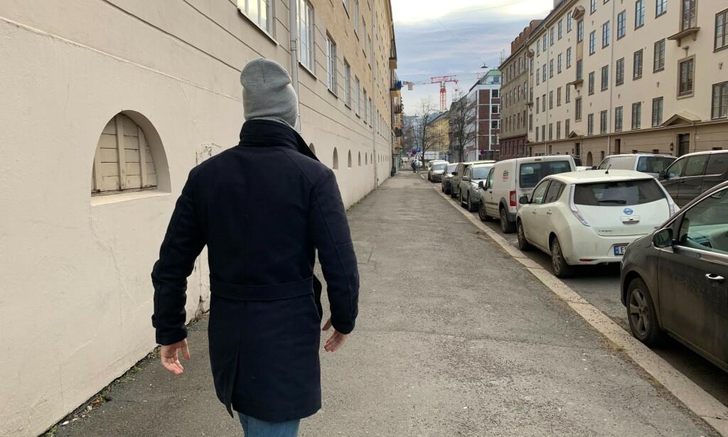 DEPRIMERT: Som 25-åring var «Markus» deprimert, og trodde han var for stygg til at noen jente kunne forelske seg i han. Foto: Amanda Strand Askeland / Dagbladet
