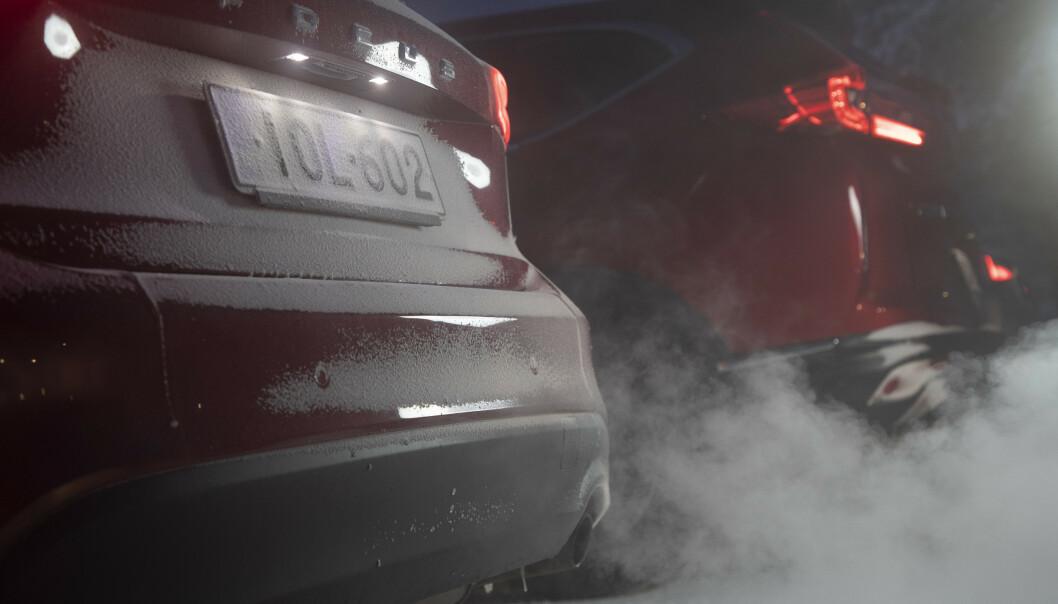 <strong>MÅ SKJERPE SEG:</strong> Dersom bilprodusentene ikke kutter utslippene kraftig i år, kan det ende med bøter på til sammen 145 milliarder kroner, ifølge PA Consulting. Foto: Markus Pentikainen.