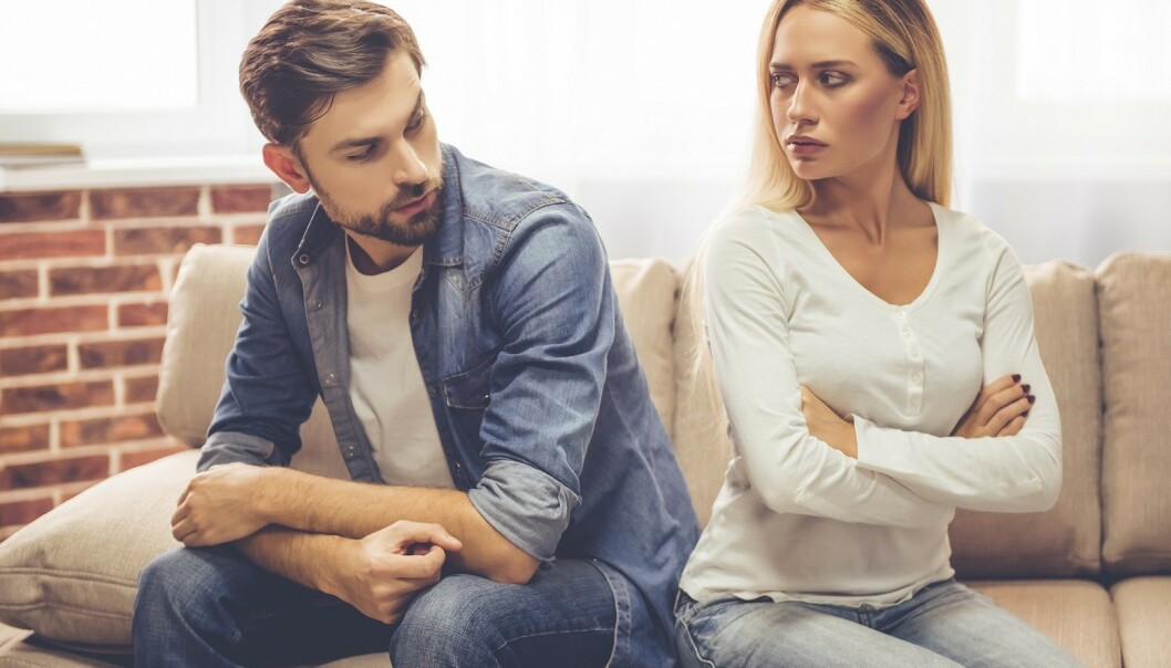 ULIKE PROBLEMER: Hun savner nærhet og kontakt, han vil ha mer sex og mindre mas. Heldigvis finnes det løsninger. Foto: Scanpix.