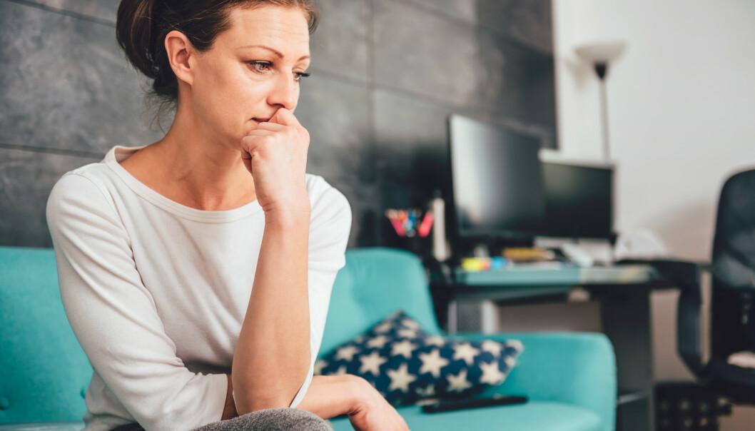 <strong>KRITISK ALDER:</strong> Selv om mange hevder at 40-årene er de nye 30-årene, viser ny forskning at flest mennesker er ulykkelige når de er 47 år. FOTO: NTB scanpix