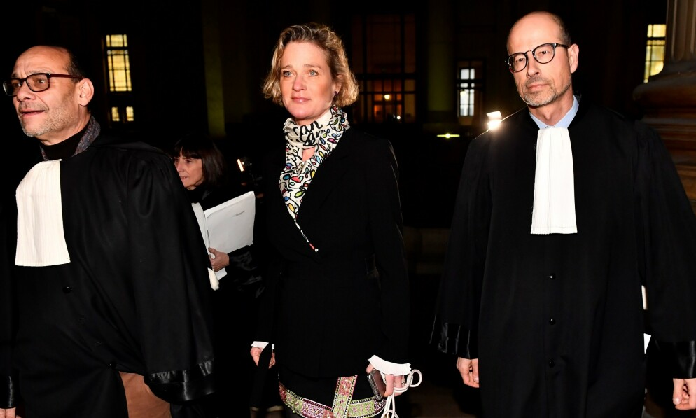 NY DATTER: Mandag erkjente Albert II at Delphine Boël er hans biologiske datter. Foto: NTB Scanpix