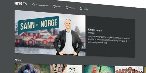image: Slik ser du NRK i utlandet