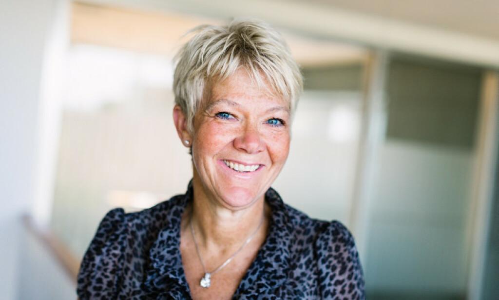 TILSYN, JA TAKK: NHO-advokat Arnhild Dordi Gjønnes vil ha slutt på anbudsjuks. Bedriftsledere ringer NHO flere ganger i uka og klager på uryddige anbudsrunder. Foto: Moment Studio / NHO