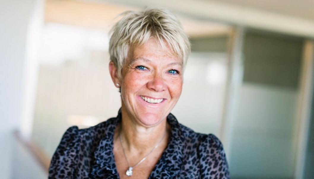 <strong>TILSYN, JA TAKK:</strong> NHO-advokat Arnhild Dordi Gjønnes vil ha slutt på anbudsjuks. Bedriftsledere ringer NHO flere ganger i uka og klager på uryddige anbudsrunder. Foto: Moment Studio / NHO