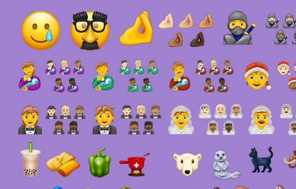 SKJERMDUMP: Emojipedia