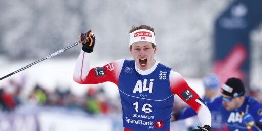 image: Sjokkerte med NM-gull