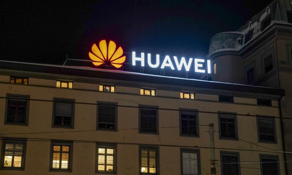image: Sier nei til Huawei