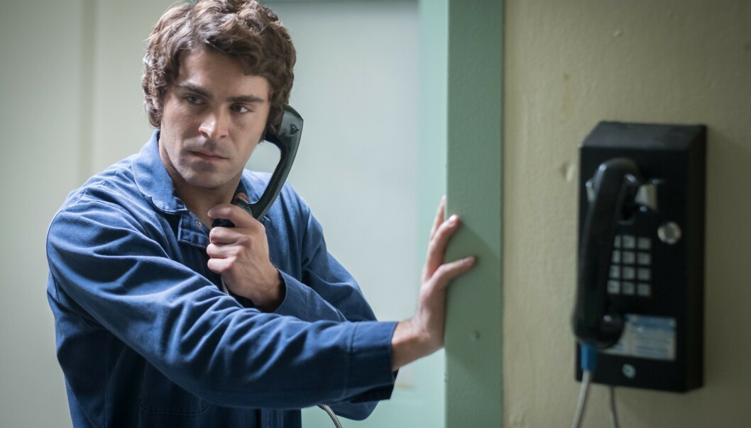 <strong>ROLLEN SOM SERIEMORDER:</strong> Zac Efron (32) i rollen som seriemorderen Ted Bundy i filmen «Extremely Wicked, Shockingly Evil and Vile» fra 2019. Foto: NTB Scanpix