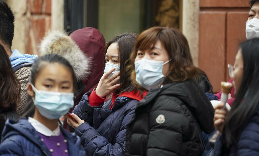 image: Kinesere rammet av fordommer og fremmedfrykt etter virusutbrudd