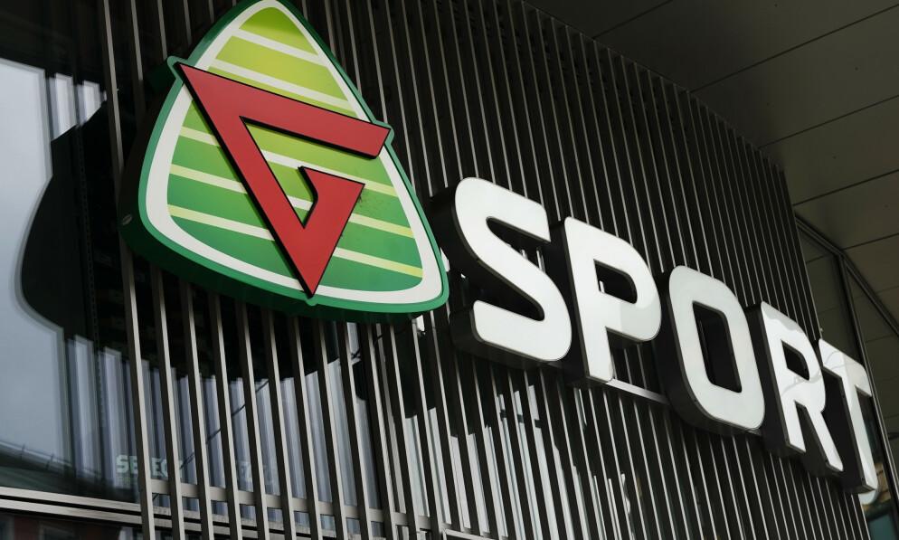 KONKURS: I fjor ble det kjent at sportsbutikkene G-sport og G-Max skulle avvikles. Butikkene skulle flyttes over til Intersport-kjeden. Nå er Gresvig Retail Group, som eier butikkene, konkurs. Foto: Cornelius Poppe / NTB scanpix