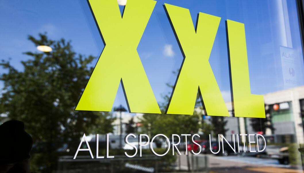 <strong>EKSTRAORDINÆRT:</strong> Starten på året ble rekord-tung for sportsgiganten XXL. Foto: Berit Roald / NTB scanpix