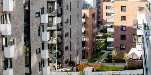 Obos-prisene opp ni prosent i Oslo