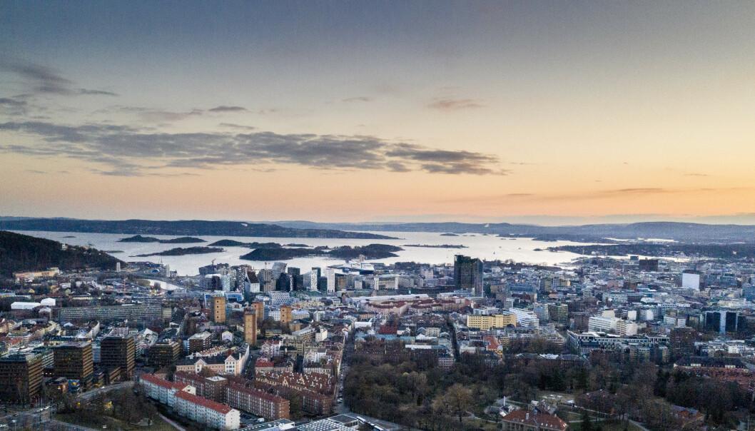 <strong>KRAFTIG ØKNING:</strong> Prisene på OBOS-boliger steg kraftig i januar, etter et overraskende fall forrige måned. Foto: Lars Eivind Bones / Dagbladet
