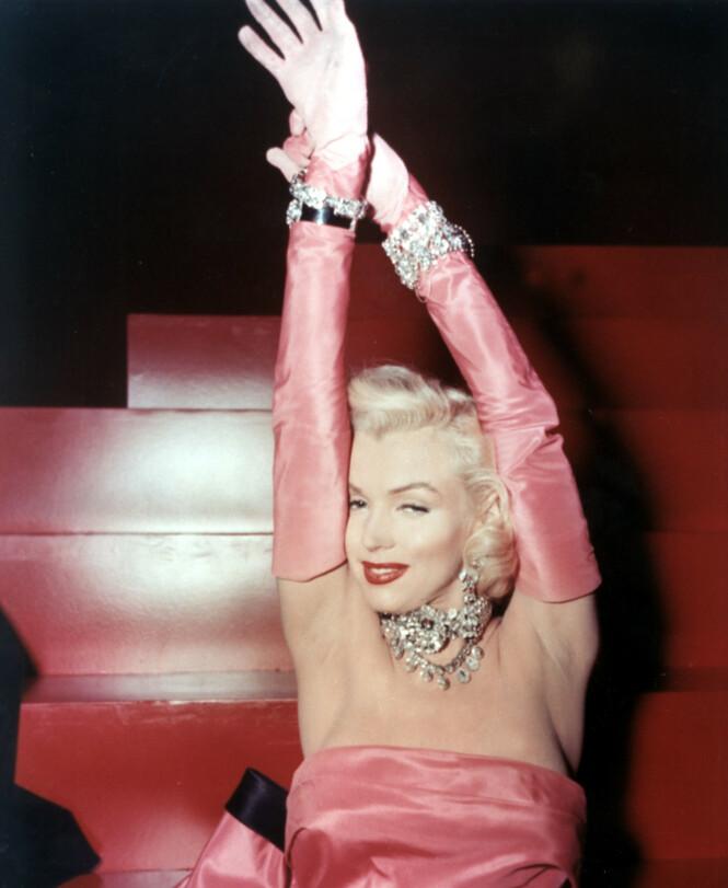 IKON: Marilyn Monroe er fortsatt et stilikon. Foto: NTB Scanpix
