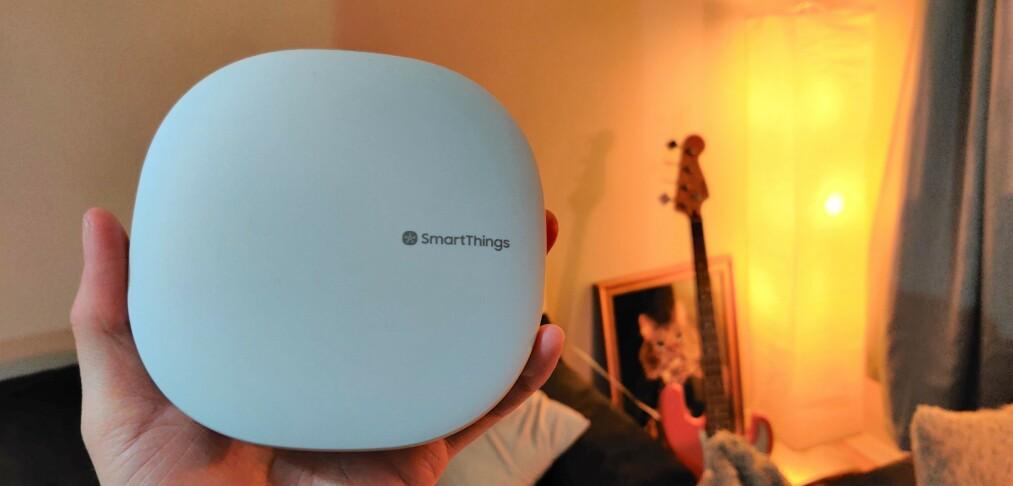 Slik kommer du i gang med SmartThings