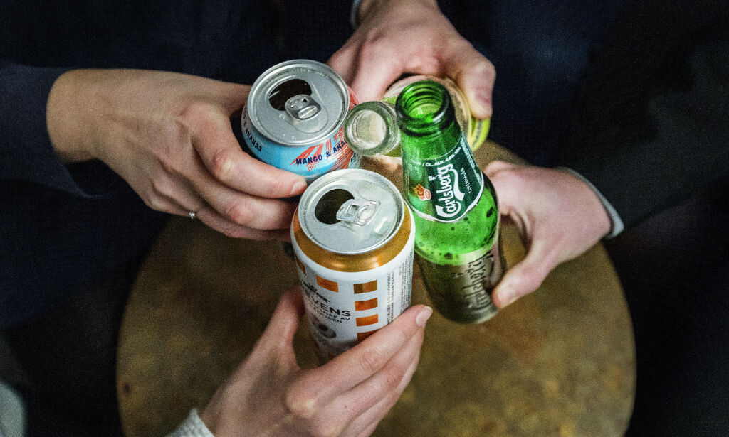image: WHO: Alkohol er en hovedårsak til kreft i nordiske land