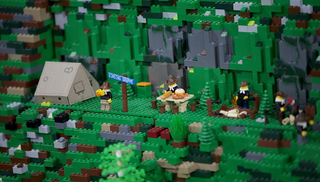 <strong>ENDRINGER:</strong> lego varsler store endringer innen 2030. Foto: Stian Lysberg Solum / NTB scanpix