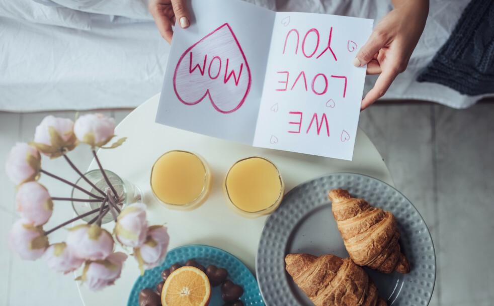 MORSDAG 2020: Vi har funnet 23 flotte gavetips! Foto: NTB Scanpix