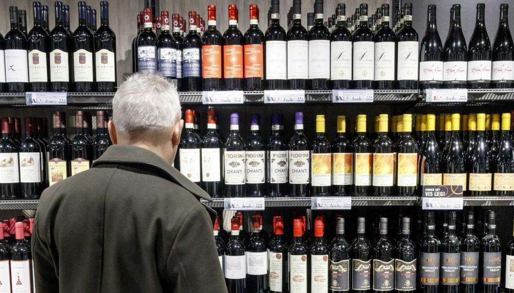 Skremt etter vinavsløring: -Skandale